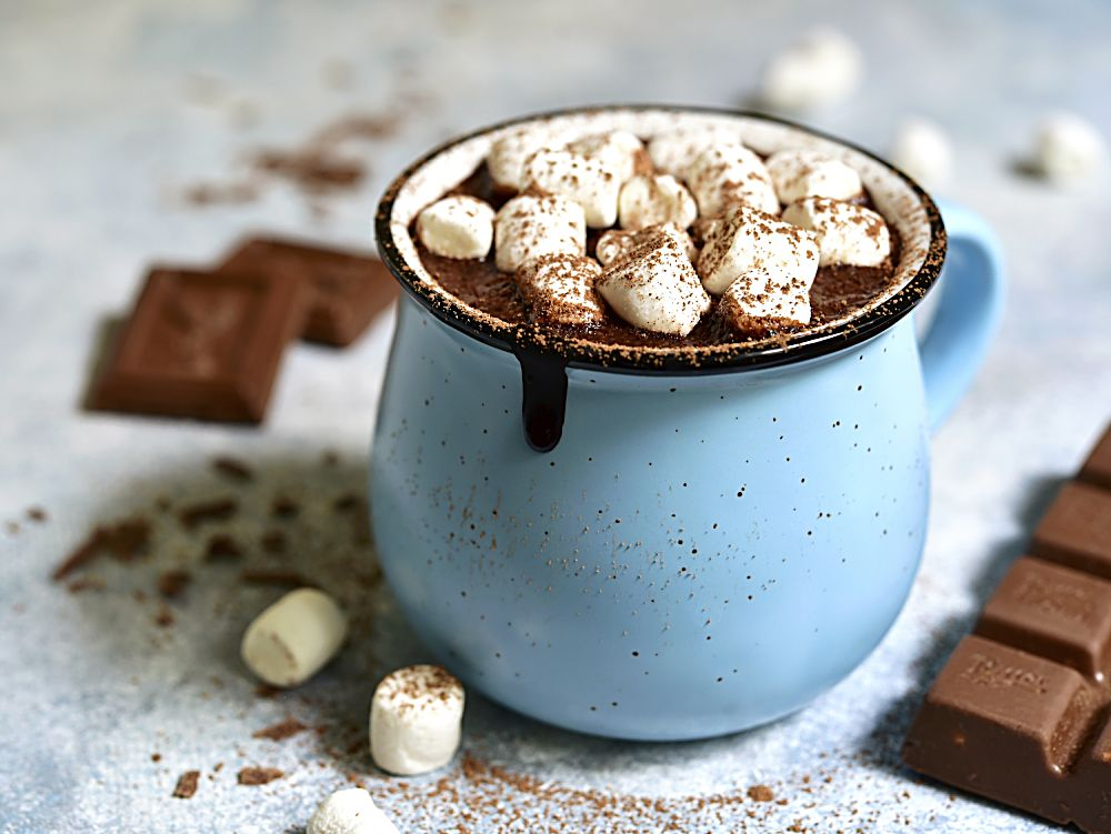 Callie's Cabin: Chocolate love for winter blues (Recipe)
