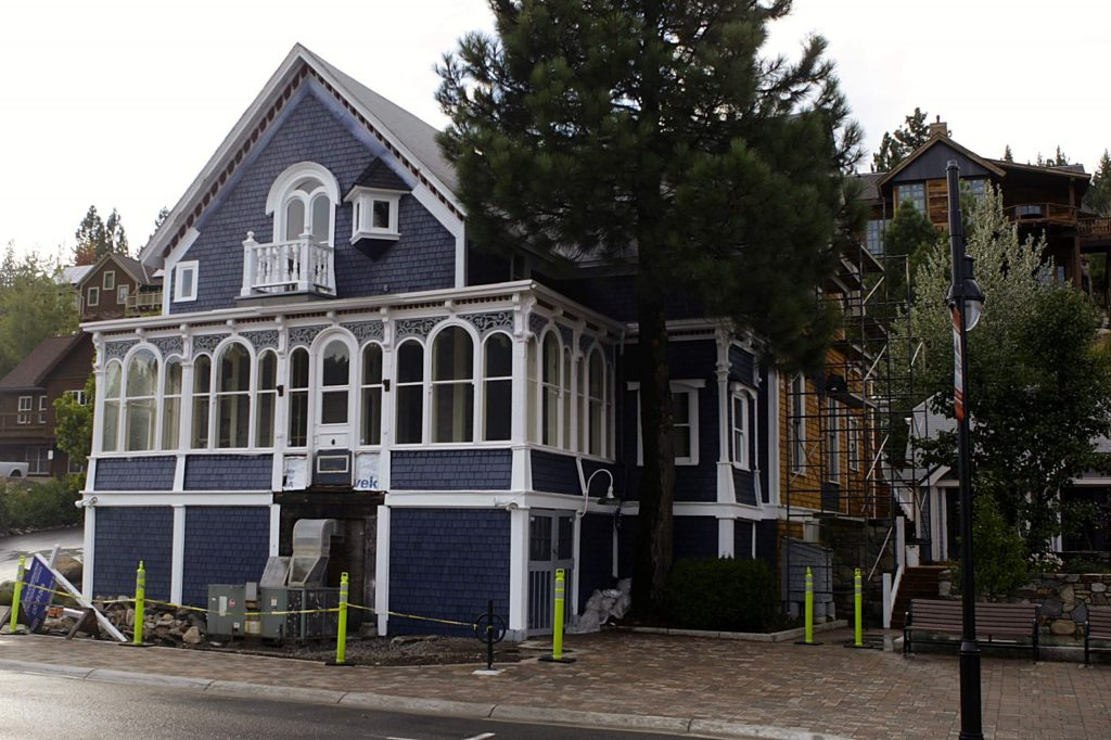 Tahoe Mountain Brewing Co. is set top its new location in roughly six weeks.