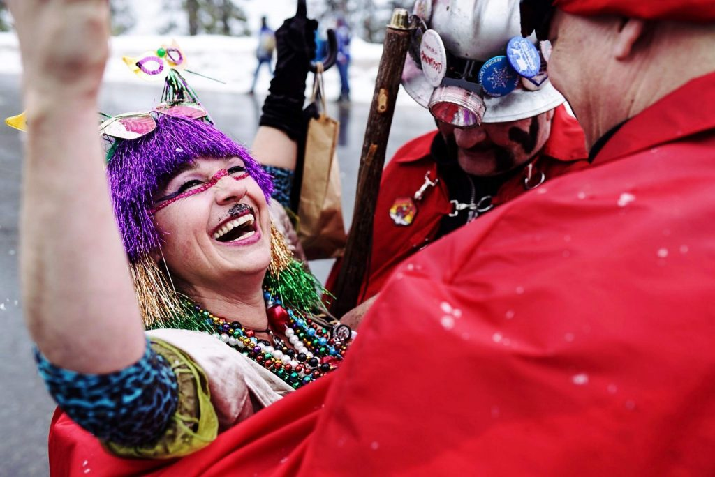 SnowFest's Parade takes place on Saturday.