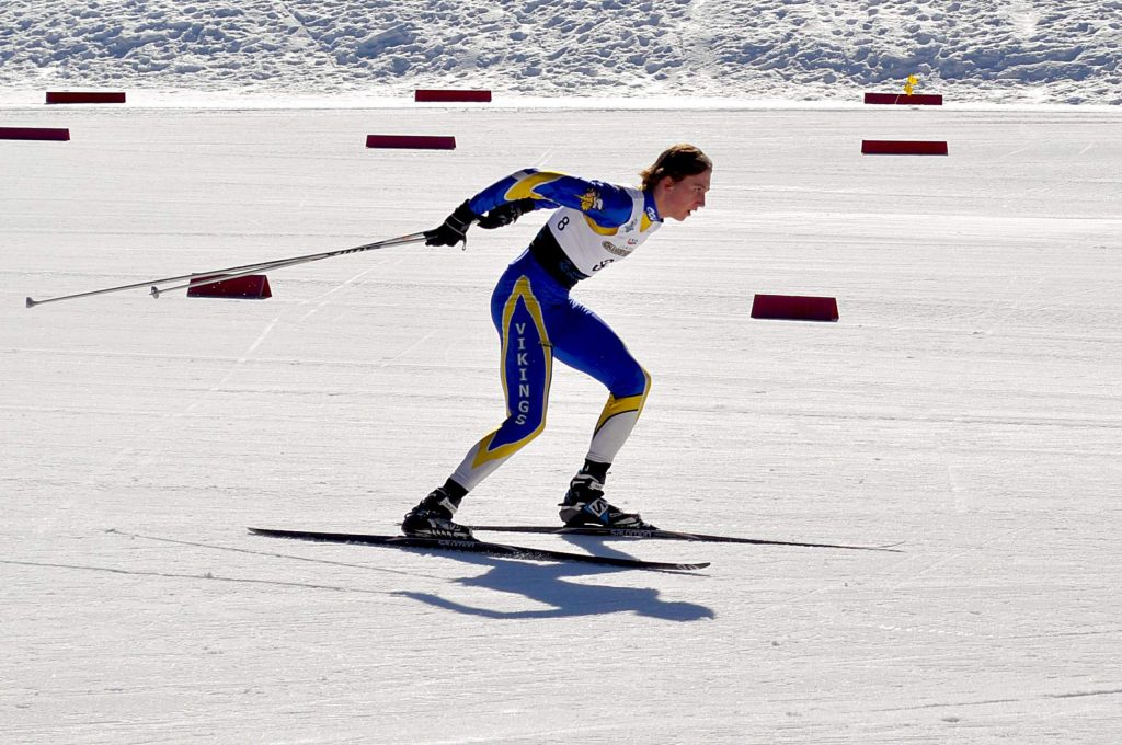 South Tahoe's Matteus Sokulsky had the highest finish for the Vikings at the state meet.