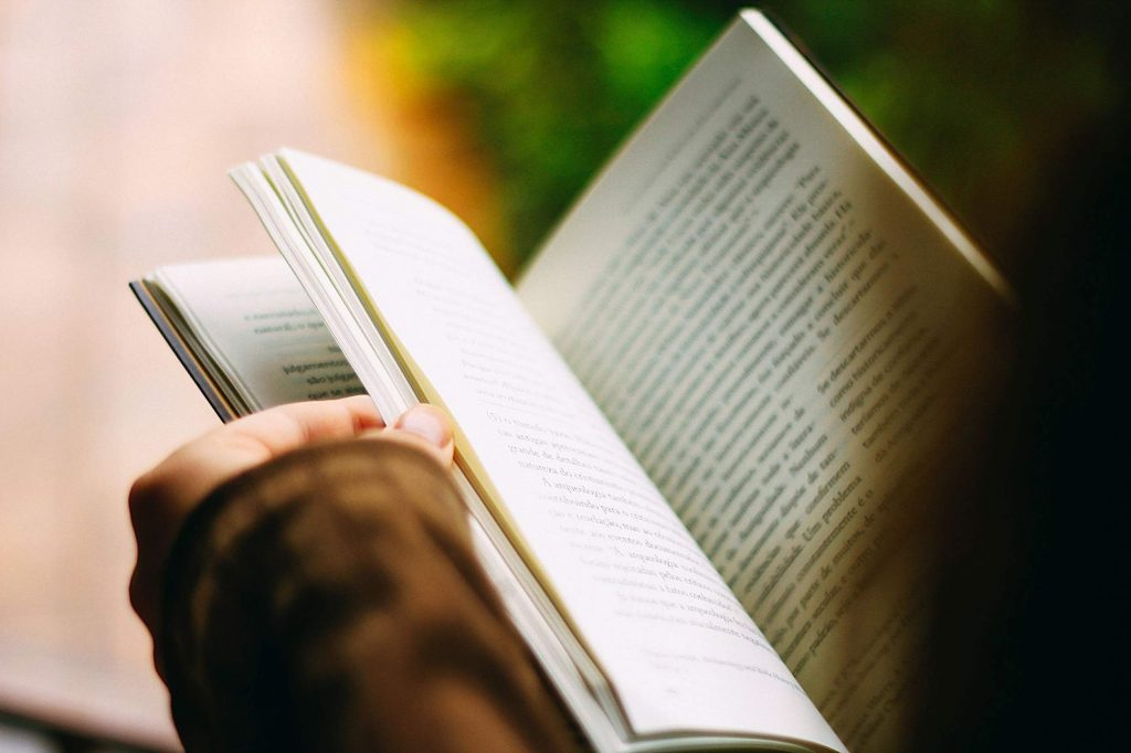 Curl up with a book written by a local author during this time at home.