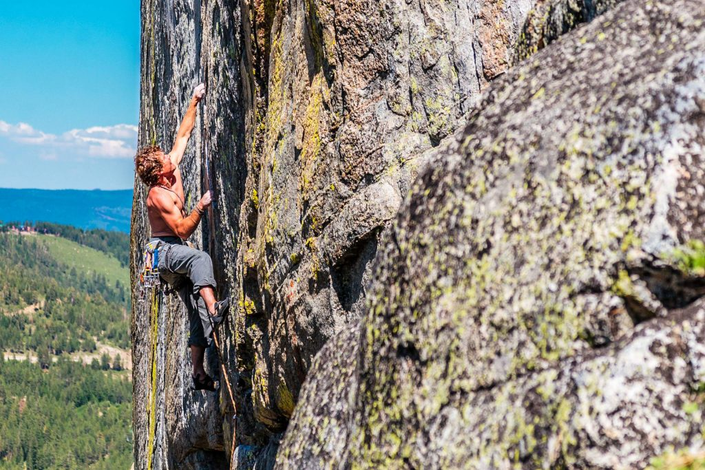 The climbing coalitions want to make climbing more sustainable.