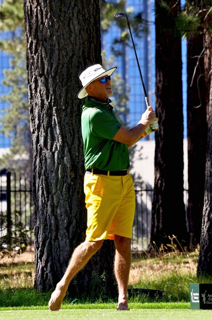 Jim McMahon is one of only two players who have played in all 31 events. Jack Wagner is the other.