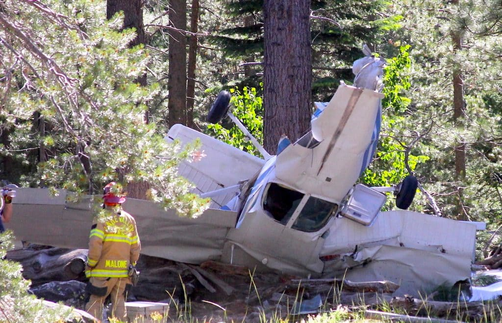 A plane crash Tuesday, July 7, in Meyers ended up claiming two lives.