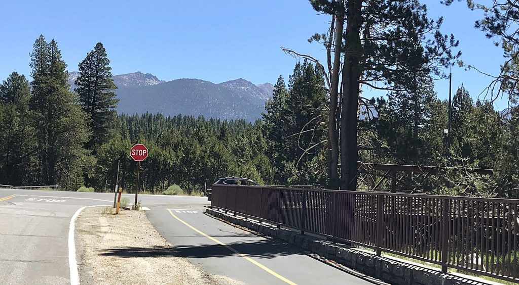Turn restrictions will be in effect next spring at Sawmill Rd. and U.S. Highway 50.
