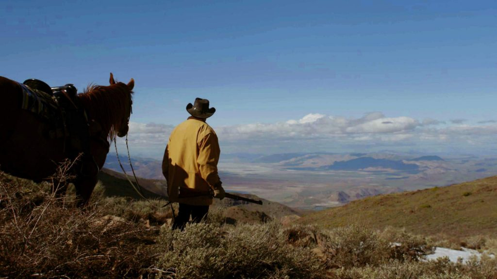 The Nevada wilderness in The New West and the Politics of the Environment.