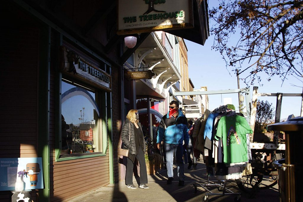 Businesses in the Truckee-Tahoe area have been hit with heightened regulations ahead of one of the busiest shopping days of the year, Black Friday.