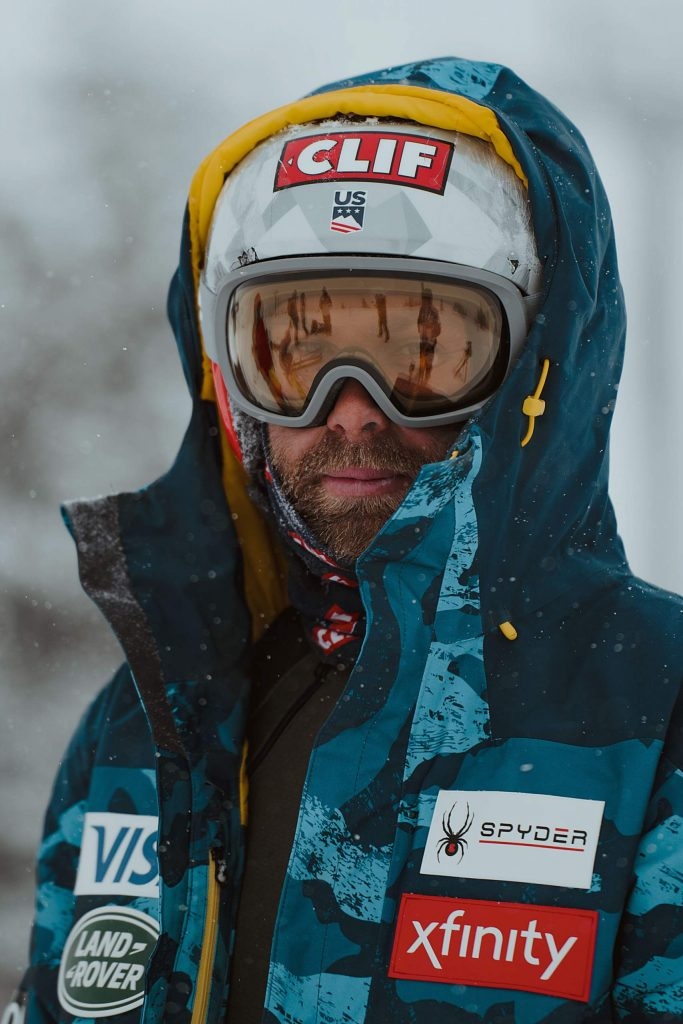 Squaw Valley's Travis Ganong has again been selected to compete for the U.S. Alpine Ski Team.