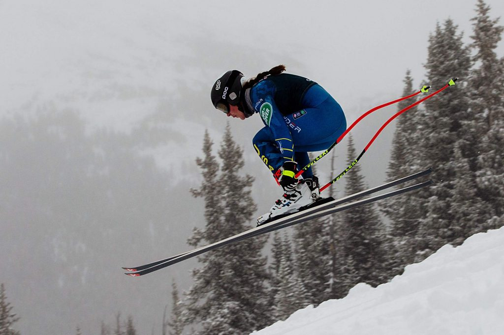 Squaw Valley's Bryce Bennett leads a strong cast of locals that has been chosen to race for the U.S. Alpine Ski Team this season.
