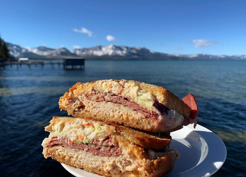 The brothers felt South Lake Tahoe was lacking bagel options.